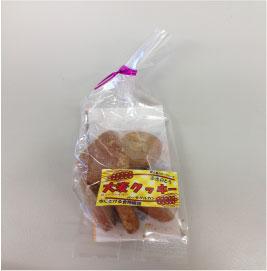 大麦クッキー